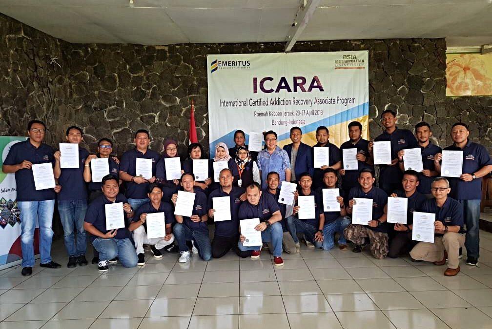 ICARA, 23 to 27 April 2018, Bandung